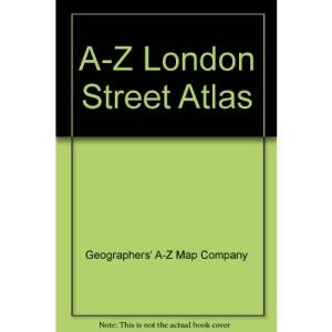A-Z London Street Atlas