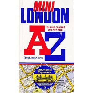 A to Z of London Mini Street Atlas