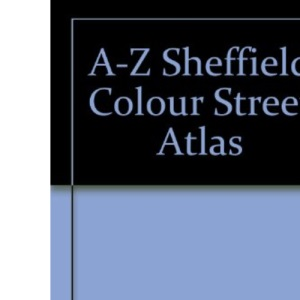 A-Z Sheffield Colour Street Atlas