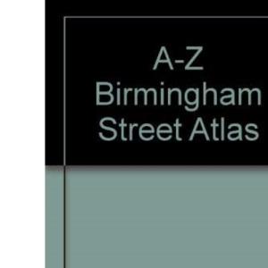 A-Z Birmingham Street Atlas