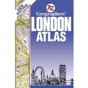 Geographers' London Atlas (Street Atlas)