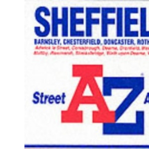 A-Z Sheffield Colour Atlas (Street Atlas)