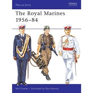 The Royal Marines 1956-84 (Men-at-Arms)