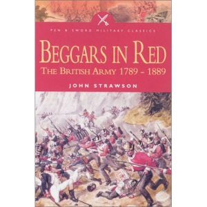 Beggars in Red (Pen & Sword Military Classics)
