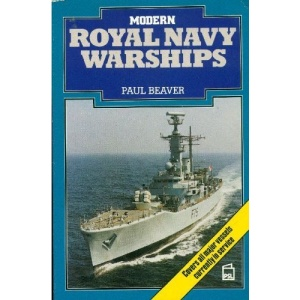Modern Royal Navy Warships