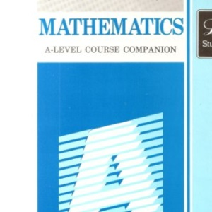 A-level Mathematics: Course Companion (Letts Study Aid)