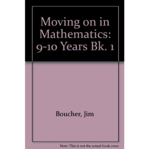Moving on in Mathematics: 9-10 Years Bk. 1