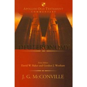 Deuteronomy (Apollos) (Apollos Old Testament Commentary)