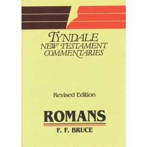 Epistle of Paul to the Romans: An Introduction and Commentary (Tyndale New Testament Commentaries)