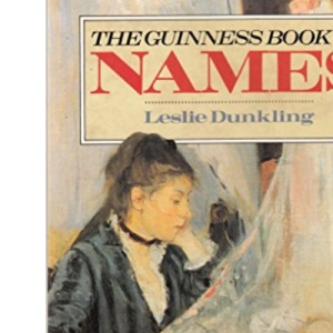 The Guinness Book of Names
