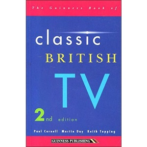 The Guinness Book of Classic British TV