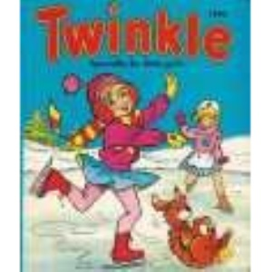 Twinkle Specially for Little Girls 1992 (Annual)
