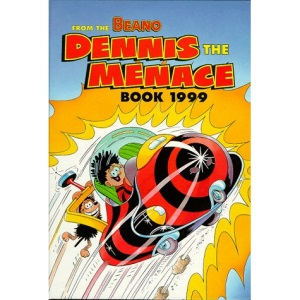 Dennis the Menace Book 1999 (Annual)