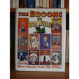 The Broons and Oor Wullie: More Classics from the Fifties v. 8 (Annuals)