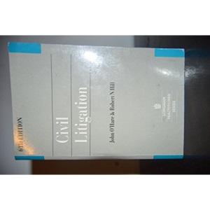 Civil Litigation (Practitioner Series)
