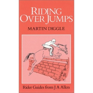 Riding Over Jumps (Allen rider guides)