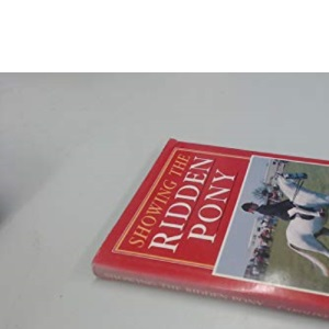 Showing the Ridden Pony