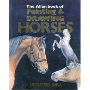The Allen Book of Painting and Drawing Horses