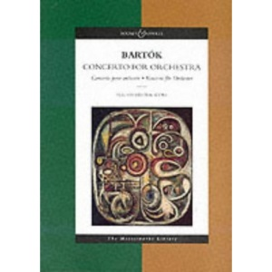 Concerto for Orchestra (Boosey & Hawkes Masterworks Library)