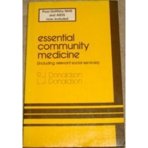 Essential Community Medicine: Including Relevant Social Services