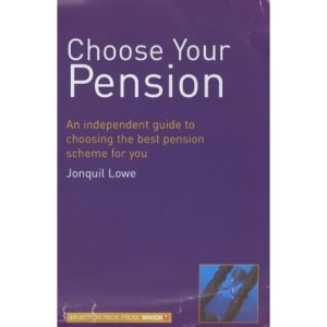 Take Control of Your Pension: An Action Pack from Which?