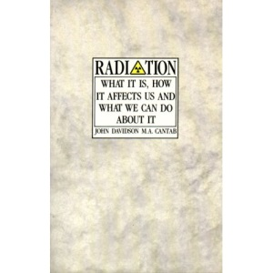 Radiation: What it is, How it Affects Us and What We Can Do About it
