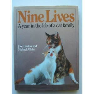 NINE LIVES Year Of The Cat