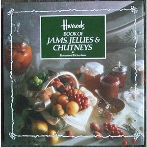 Harrods Book of Jams, Jellies and Chutneys