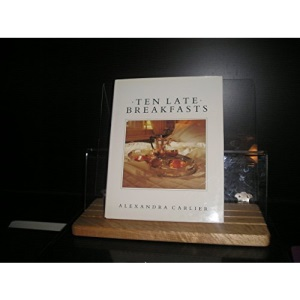 Ten Late Breakfasts (The ten menus cookery series)