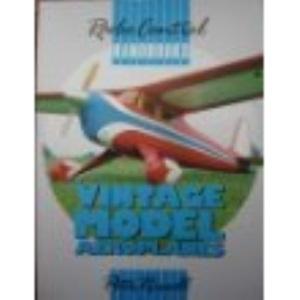 Vintage Model Aeroplanes (Radio Control Handbooks)