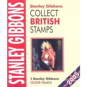 Collect British Stamps 2005 (Stamp Catalogue)