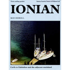 Ionian: Corfu to Zakinthos and the Adjacent Mainland