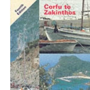 Ionian: Corfu to Zakinthos (Imray)