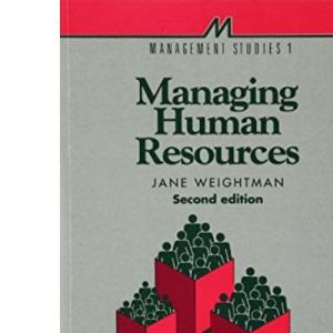 Managing Human Resources (Management Studies)