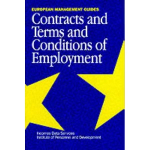 EMG: CONTRACTS,TERMS EMPLOYMEN (UK PROFESSIONAL BUSINESS Management / Business)