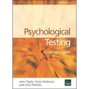 Psychological Testing: A Manager's Guide