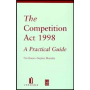 The Competition Act, 1998: A Practical Guide