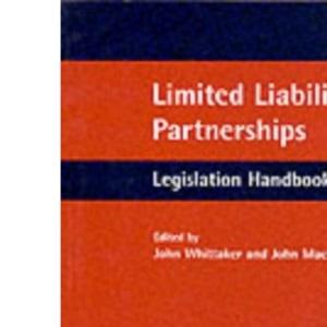 Limited Liability Partnerships Legislation Handbook