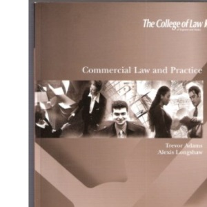 Commercial Law and Practice (LPC Resource Manuals)