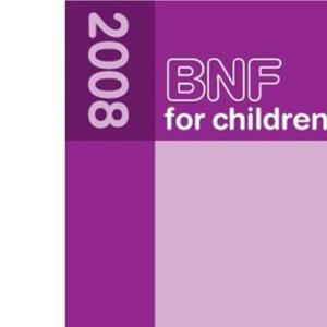 British National Formulary for Children 2008