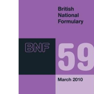 British National Formulary 59 March 2010