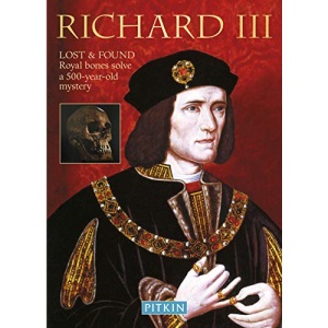 Richard III: A Pitkin Guide (Royalty)