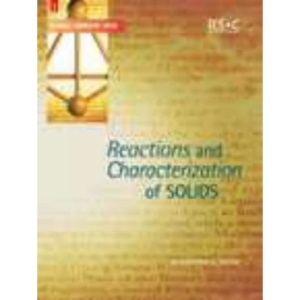 Reactions and Characterization of Solids (Tutorial Chemistry Texts)
