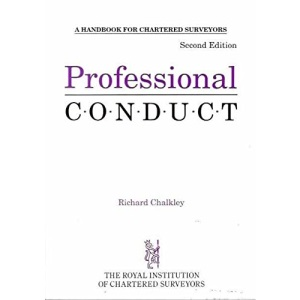 Professional Conduct: Handbook for Chartered Surveyors