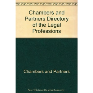 Chambers and Partners Directory of the Legal Professions