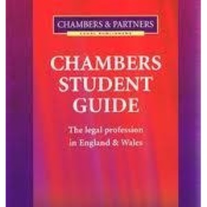 Chambers Student Law Guide 2005