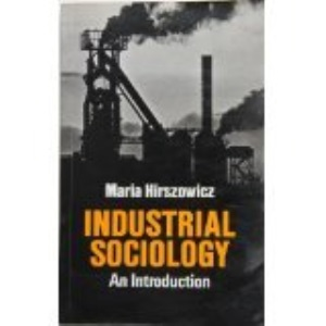 Industrial Sociology: An Introduction