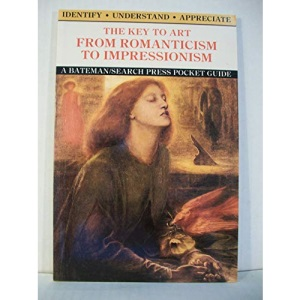 The Key to Romantic Impressionist Art (Key to art guide books)