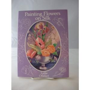 Painting Flowers on Silk