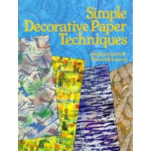 Simple Decorative Paper Techniques